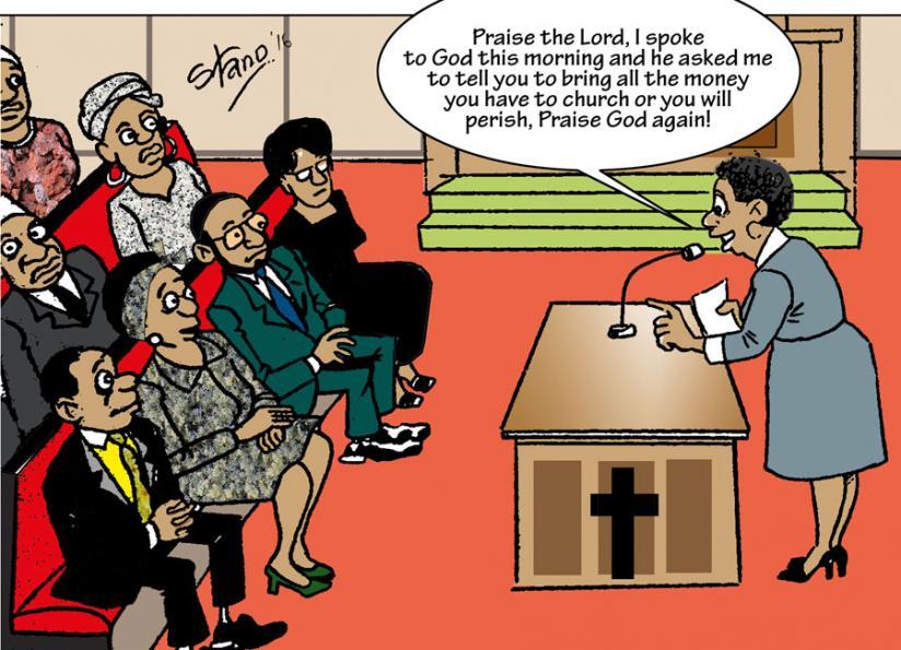 unmasking kenyan churches