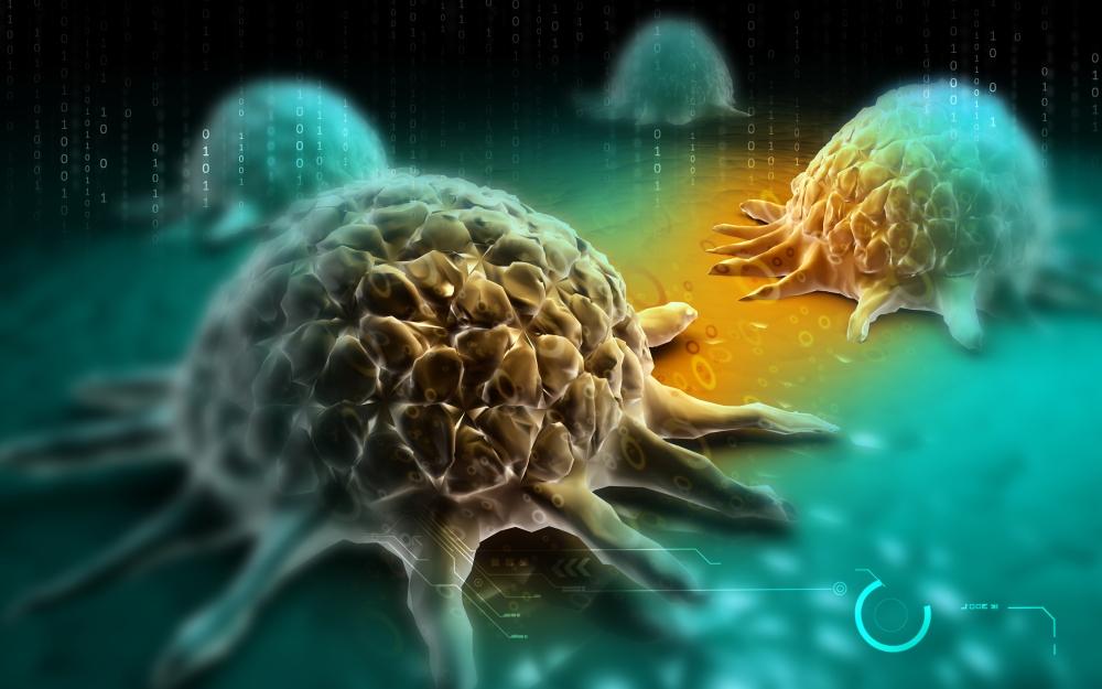 dangerous cancer cells, third eye blogs