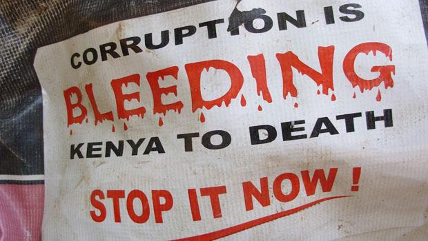 corruption in kenya, third eye blogs