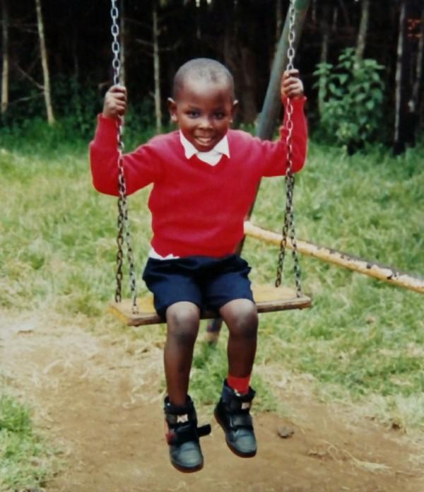 the village boy with big dreams