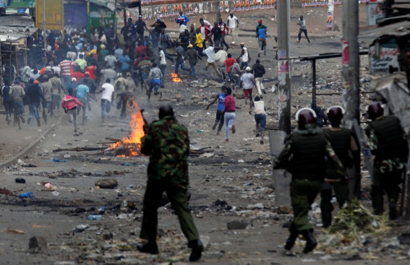 Democracy in Kenya under threat