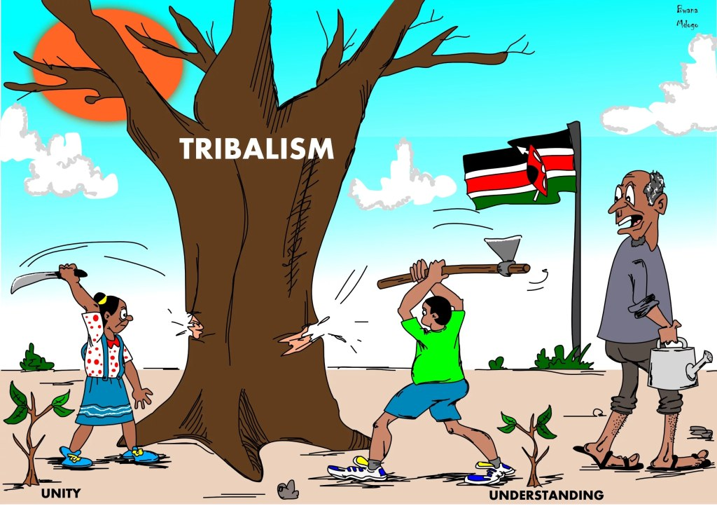 high time we tame tribalism in Kenya